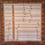 Beth Riley_Dix, IL_Jelly Roll Jamboree with Connecting Squares_2016_quilted by Linda Clevenger (2)