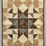 Mary Dillman _ Woodlawn, IL _ Table Runner 2016 _ quilted by Rosemary and Moe Perez
