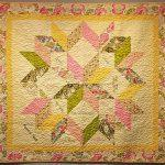 Molly Federici _ Mount Vernon, IL _ Ava's Scrapbook _ 2015 _ quilted by Dorothy Keylor
