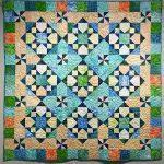Tammy L. Shelton _ Woodlawn, IL _ McCall's Mystery Quilt 2013 _ 2015 _ quilted by Quilters Quest