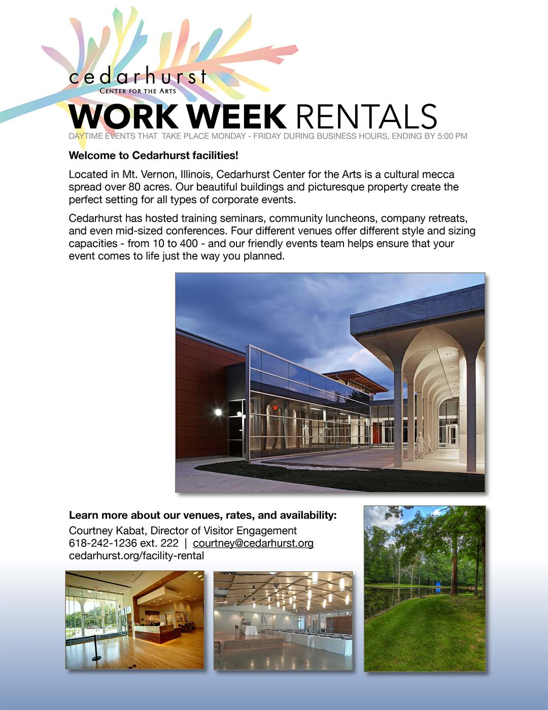 Work Week Rentals at Cedarhurst